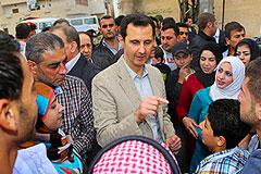 Асад подал заявку на участие в выборах президента Сирии