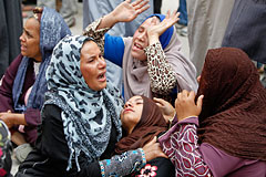 Почти 700 исламистов приговорены к смертной казни в Египте