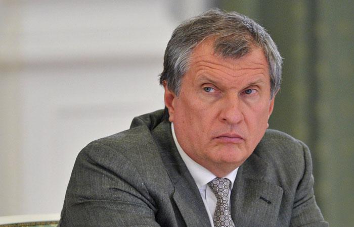 Игорь Сечин и Сергей Чемезов попали под санкции США