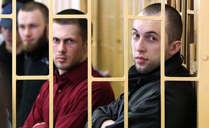 """Суд приговорил """"приморских партизан"""""""