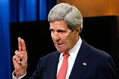 Керри пригрозил санкциями против российского ОПК