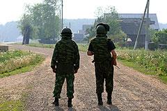 На военном складе в Забайкалье произошла серия взрывов