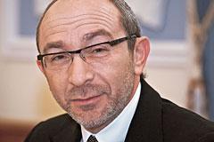 Мэра Харькова увезли на лечение в Израиль