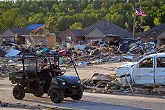 Число жертв торнадо на юге США превысило 20 человек