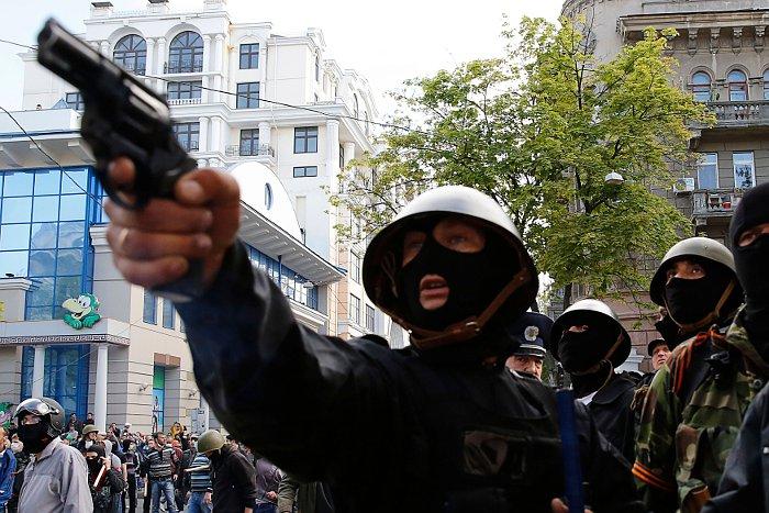 В результате беспорядков в Одессе погибли 43 человека
