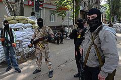 В Славянске возобновились бои около телевышки
