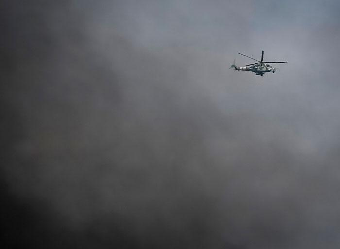 Самооборона Славянска сообщила о десятках раненых мирных жителей