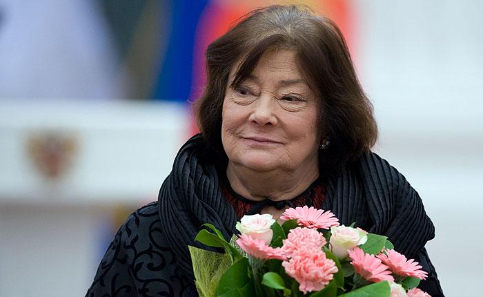 Умерла актриса Татьяна Самойлова