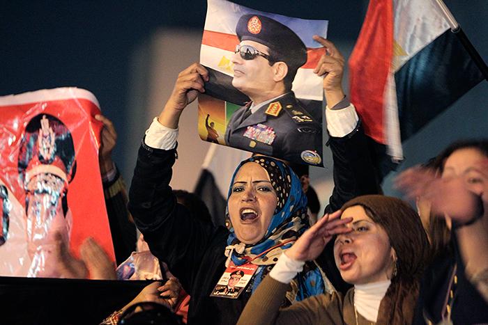 """Фаворит президентской гонки в Египте исключил возрождение """"Братьев-мусульман"""""""