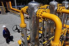 Россия ввела режим предоплаты поставляемого Украине газа