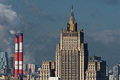 Россия пообещала ответить на новые санкции США закрытым списком