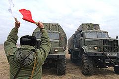Российские военные потренировались в отражении и нанесении ядерного удара