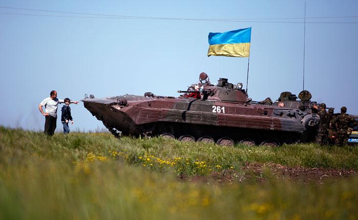 Киев продолжит спецоперацию на востоке независимо от решения о референдуме