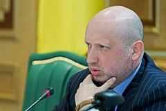 Турчинов отказался от переговоров с вооруженными ополченцами