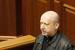 Турчинов заявил о готовности к переговорам с Донбассом