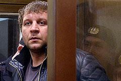 Александр Емельяненко переведен в больницу СИЗО с переломом бедра