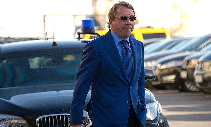 Владимир Кожин освобожден от должности главы управделами президента