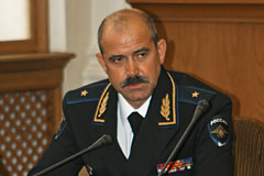 Экс-начальника полицейских следователей Москвы заподозрили в превышении полномочий