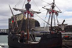 Археологи заявили об обнаружении останков флагманского корабля Колумба