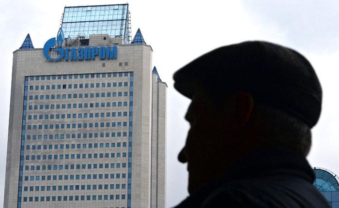 """""""Газпром"""" выставил Киеву предварительный счет за июнь"""