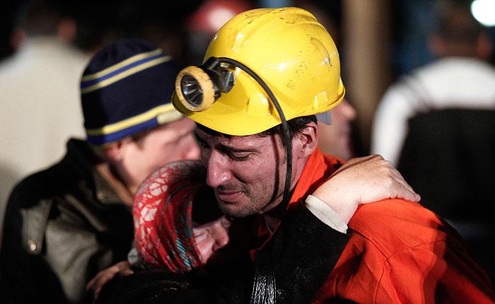 Жертвами взрыва на шахте в Турции стали более 200 человек