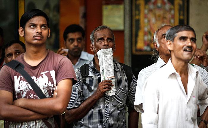 Правящая партия Индии признала поражение на выборах