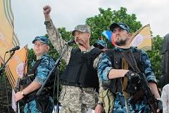 """""""Народного губернатора"""" Луганской области отбили у украинских пограничников"""