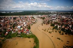 Количество погибших в результате наводнения на Балканах увеличилось до 44