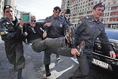 Законопроект об уголовной ответственности за нарушения на митингах прошел первое чтение