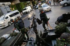 В Таиланде ввели военное положение