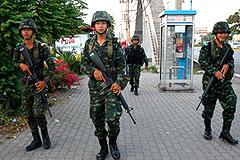 Армия Таиланда взяла на себя управление государством
