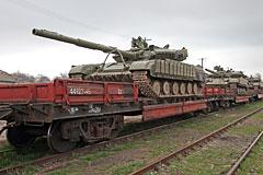 Минобороны отчиталось об отводе войск от границы с Украиной