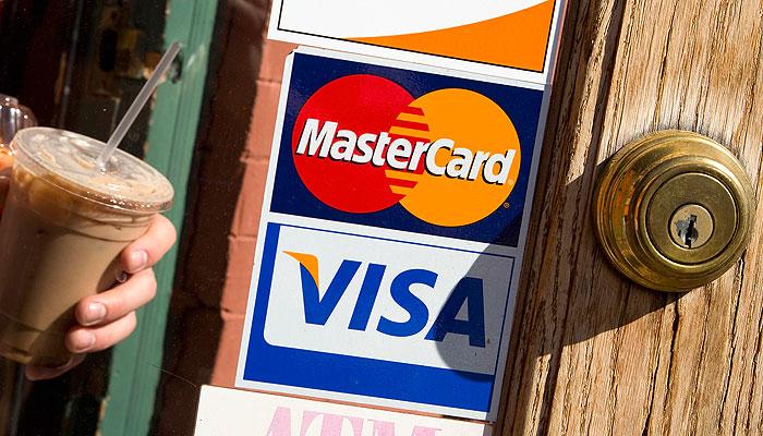���������� ������������� � ������������� ��������� ������� Visa � MasterCard �������������� ������������ �� �������� ����������� ������ �������� � ������.