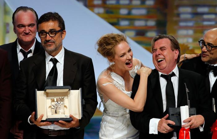 Названы победители Каннского кинофестиваля