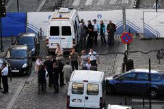 Вооруженный мужчина застрелил четырех человек у Еврейского музея в Брюсселе