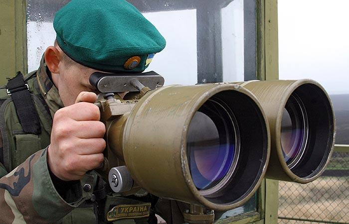 Украина задумалась о создании буферной зоны на границе с Россией