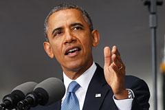 Обама заявил об успешной международной изоляции России