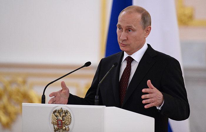Путин назвал условия для отказа от предоплаты за газ для Украины