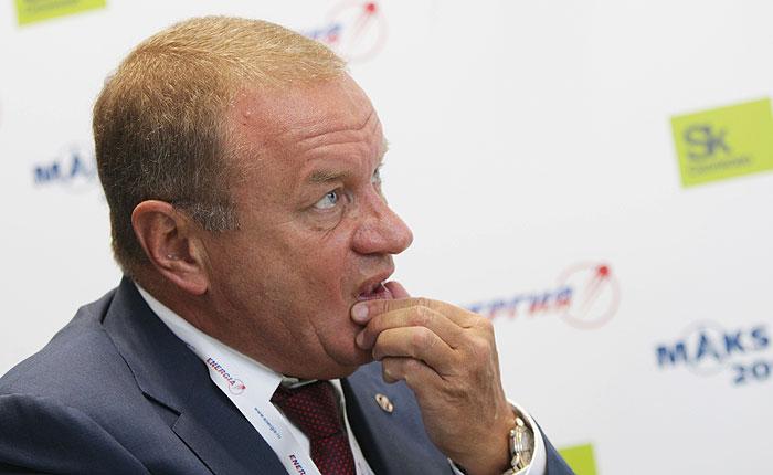 """СКР подтвердил возбуждение дела против главы РКК """"Энергия"""""""