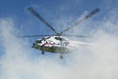 На месте крушения Ми-8 в Мурманской области обнаружены погибшие