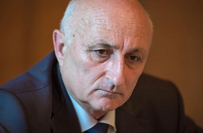 Премьер-министр Абхазии подал в отставку