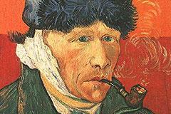 Копию уха ван Гога вырастили из клеток его родственника