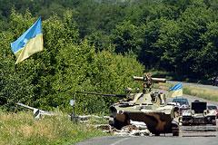Турчинов объявил о начале перекрытия границы с Россией