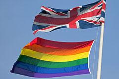 Британские консульства смогут регистрировать гей-браки в России