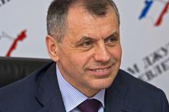 Спикер Госсовета Крыма: воссоединение с Россией - это не коммерческий проект, это воссоединение с нашей Родиной
