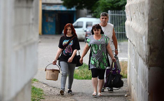 В Ростовской области ввели режим ЧС из-за наплыва беженцев с Украины