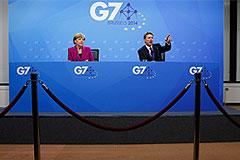 Лидеры G7 пригрозили России дальнейшими санкциями
