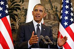 Обама признал законность интересов России в происходящем на Украине