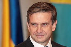 Москва вернет в Киев своего посла к инаугурации Порошенко