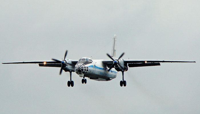 Самолет Ан-30 ВВС Украины.